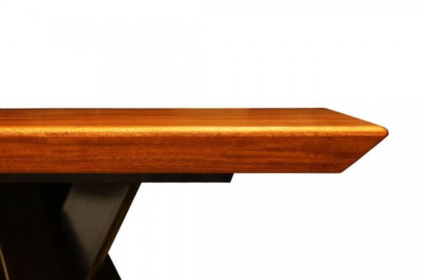 Edge Masif Ahşap Yemek Masası 03