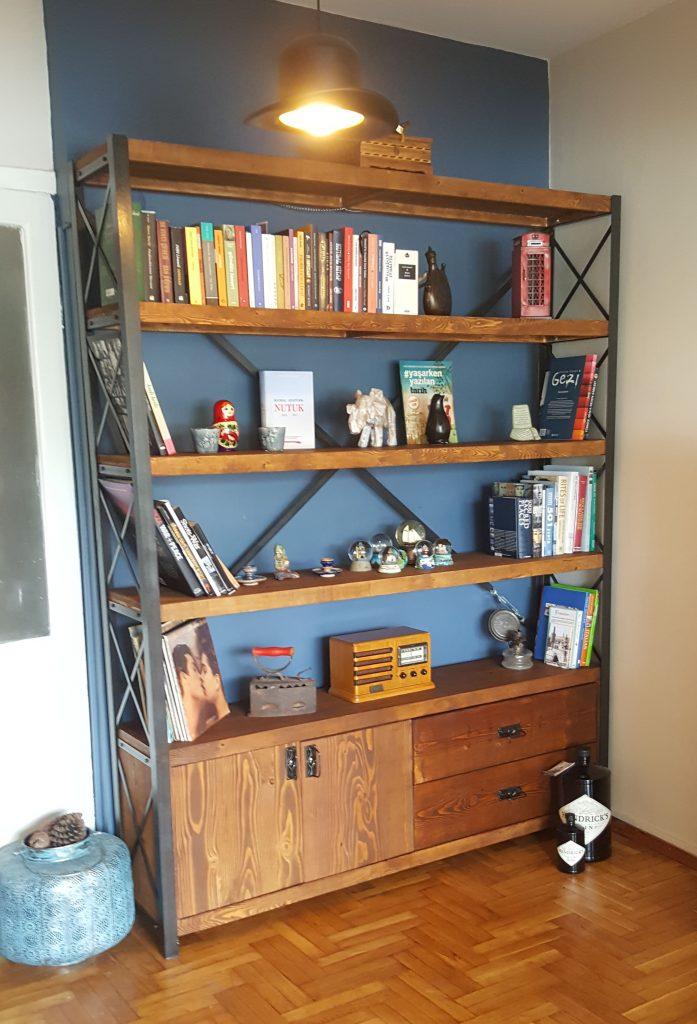 cross ah ap kitapl k ve k t phane dolap dolap ve ekmeceli mozilya. Black Bedroom Furniture Sets. Home Design Ideas