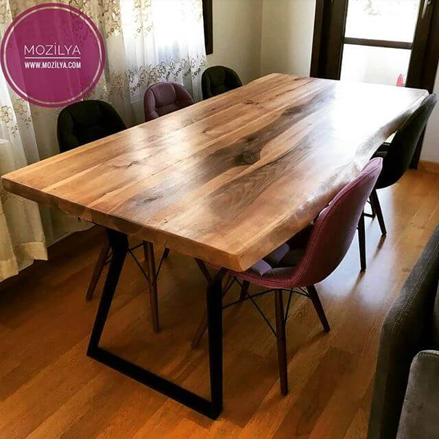 Kullanışlı Mutfak Masası Modelleri Mozilya