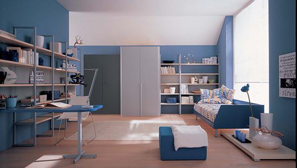 Çalışma Odası Dekorasyon Önerileri (4)