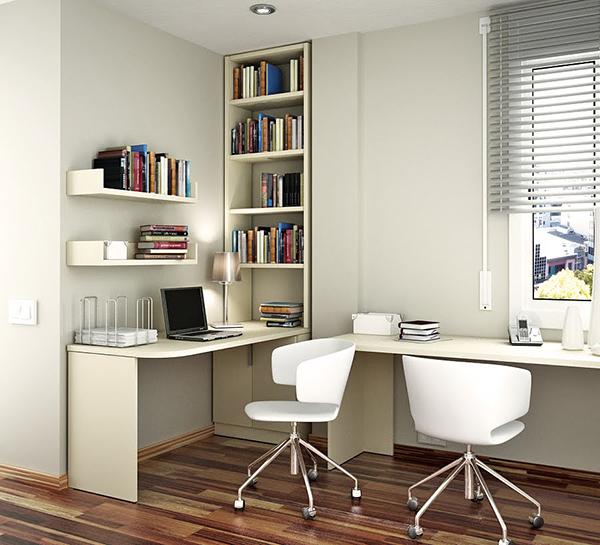 Çalışma Odası Dekorasyon Önerileri (5)