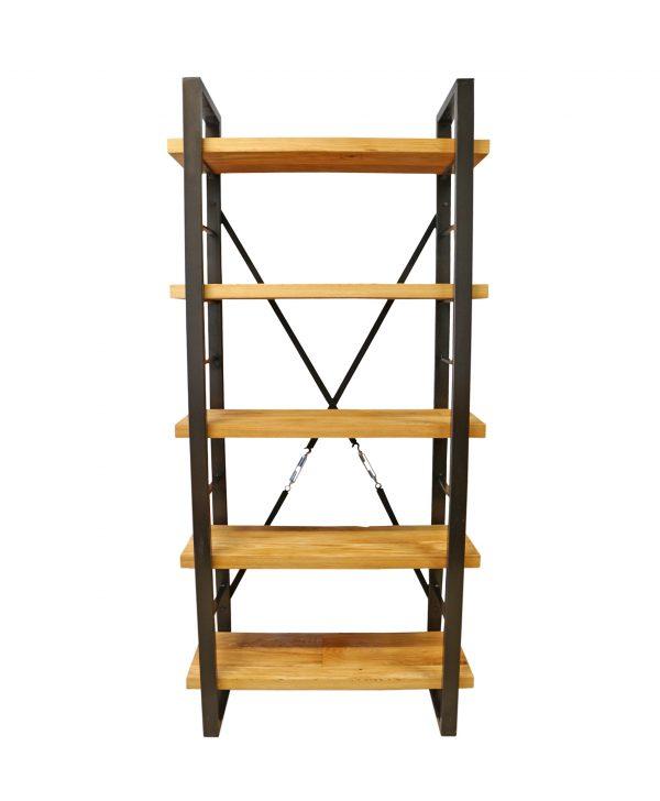 timber ahşap kitaplık