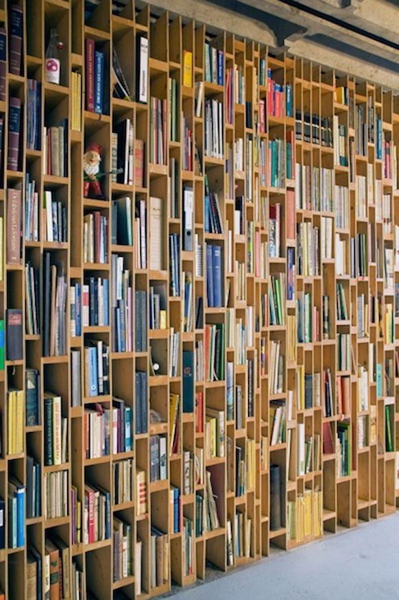 En İlginç 15 Kitaplık Modelleri