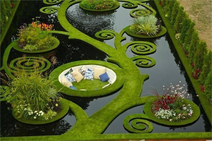Bahçe Dekorasyonunuz İçin Süs Havuzu Modelleri