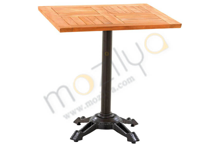 iroko ağacı bahçe masası